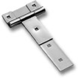 8 inch square butt hinge