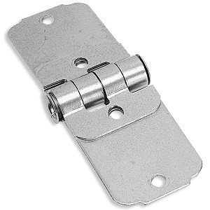 End Hinge for 1 Rollers