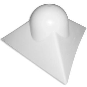 Plastic Triangle Corner Tarp Protector