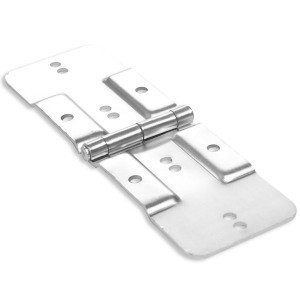 Universal Flush Mount Center Hinge