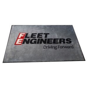 Fleet Engineers Floor Mat