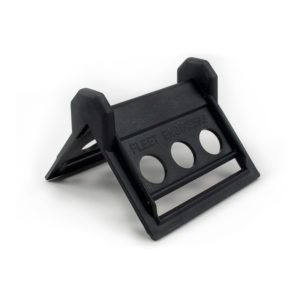 Plastic Corner Protector with Slots for Straps